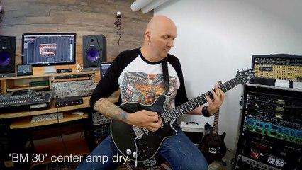 Présentation détaillée d'AmpliTube Brian May
