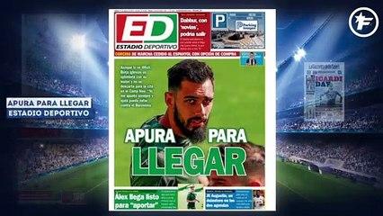 Revista de prensa 22-08-2019