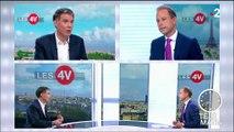 """Selon Olivier Faure (PS), """"il y a eu un grand débat, mais tout recommence comme avant"""""""