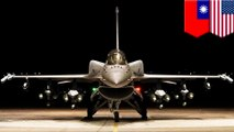 Most advanced F16's headed to Taiwan