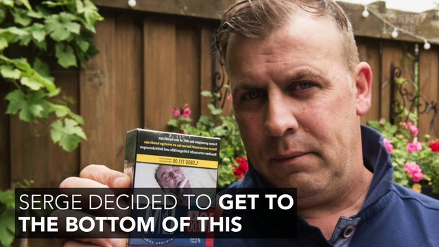 He Bought A Pack Of Cigarettes And Recognized The Man In The Picture...