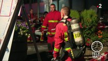Val-de-Marne : l'incendie d'un immeuble à Créteil fait un mort