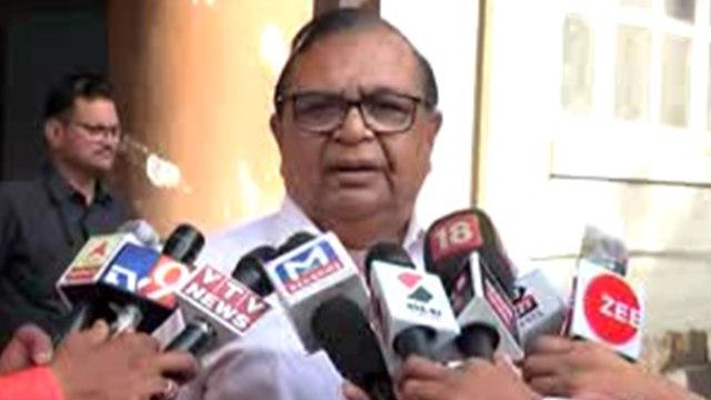 VIDEO: गुजरात में फैली महामारी पर विधायक गोंविद पटेल बोले, 'जीना-मरना तो भगवान के हाथ है'