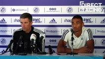 "Alexander Djiku : ""Le club est très ambitieux"""
