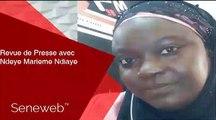 Revue de Presse du 22 Aout 2019 avec Ndeye Marieme Ndiaye