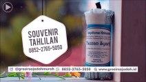 Produsen Souvenir Tahlilan 1000 Hari 0852-2765-5050