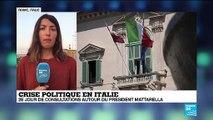 Tractations politiques en Italie : vers une coalition entre le M5S et le parti démocrate ?