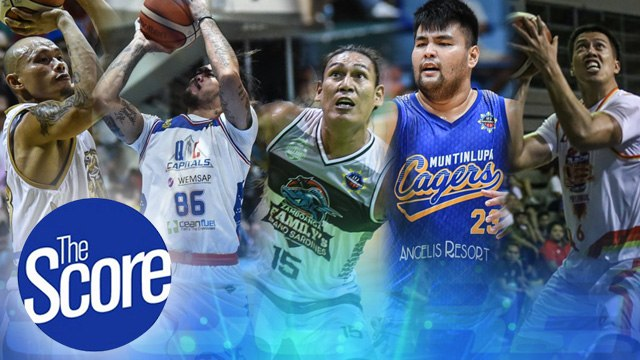 THE Toughest Players in the MPBL | The Score