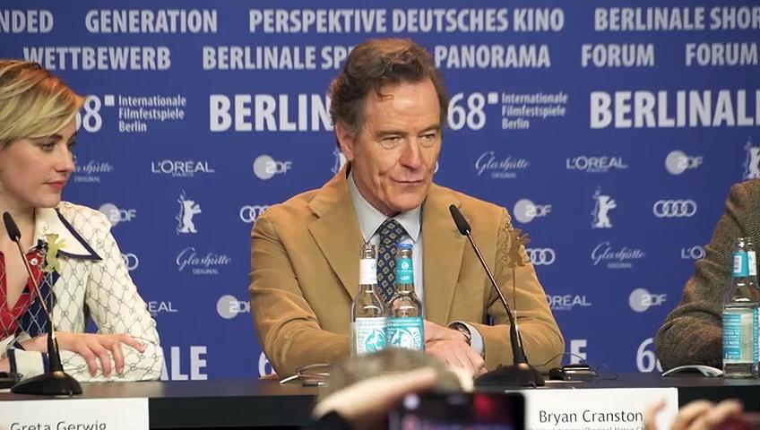 Celebrity Closeup: Bryan Cranston