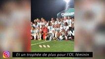 Le Stade Rennais renverse le PSG - Et un trophée de plus pour l'OL féminin