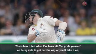 Smith's ego will hurt after hit - Root