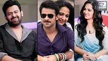 Saaho Actor Prabhas Makes Clarification On His Affair With Anushka Shetty