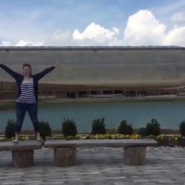 Noah's Arc tour   Amazing replica