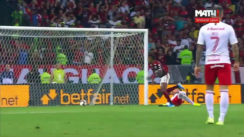Flamengo - Internacional Match Highlights