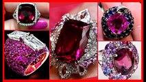 Diamond Engagement Wedding Rings Designs For Women (1)_1 - _2