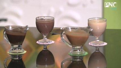 طريقة عمل حليب مكثف بالشوكولاتة - حليب مكثف بالكراميل | كل يوم جديد مع الشيف محمد إبراهيم