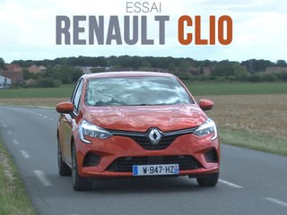 Essai Renault Clio dCi 85 Zen (2019)