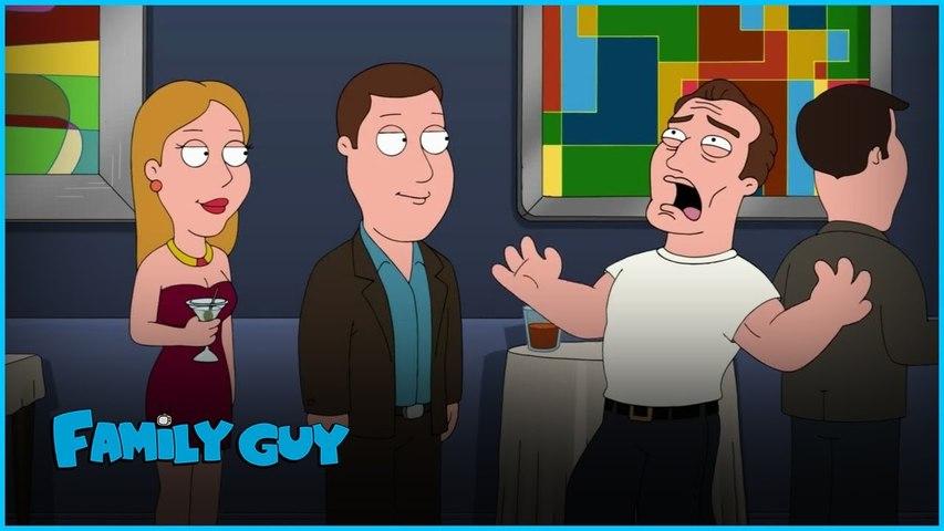 Family Guy - Stanley Kowalski