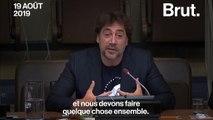 Javier Bardem et son combat pour la protection des océans