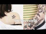À Hong Kong, le tatouage est utilisé comme symbole permanent de la protestation