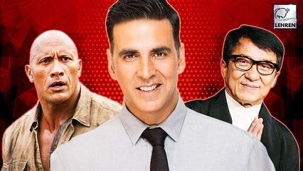 Akshay Kumar Dethrones These Hollywood Stars To Become 4th Highest Paid Actor