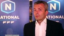 "Stade Lavallois FCJean Costa ""Performer au quotidien"""