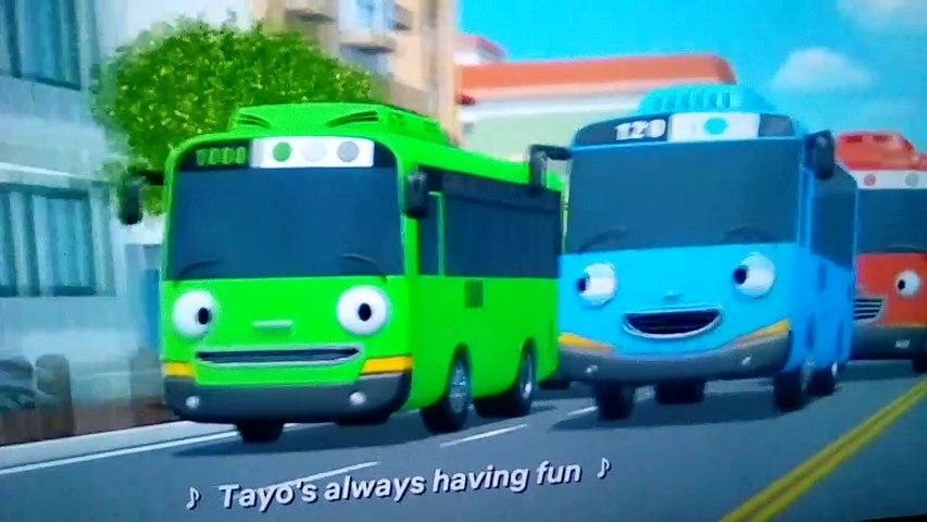 Tayo The Little Bus Theme Korean (LQ)