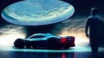 Aston Martin a conçu une cave spéciale pour exposer vos voitures