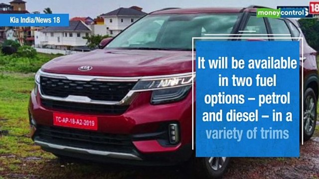 Kia launches Seltos in India, prices it lower than Creta at Rs 9.69 lakh