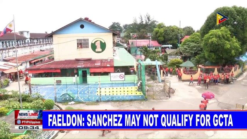 Faeldon: Sanchez has many violations