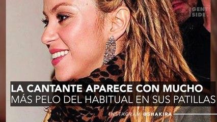 Publican unas impactantes imágenes de Shakira sin depilar
