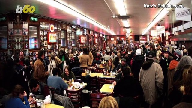 Katz's Deli Taking Its Iconic Sandwich Across The Country With Uber Eats!