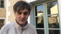 A Rennes, Riss de Charlie hebdo soutient le maire de Langouët