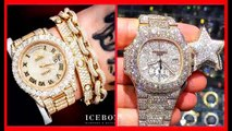Diamond Watches Expensive Luxury Gold Designs For Women's And Ladies Royal Fashion Trend_1 -======))