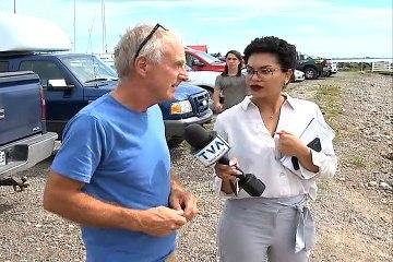 Échéancier des travaux au quai de Carleton-sur-Mer: le maire optimiste