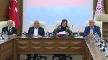 Bakan Selçuk: 'Amacımız sadece alın terinin hakkını vermek ve bu konuda da uzlaşıyı sağlamak oldu' - ANKARA