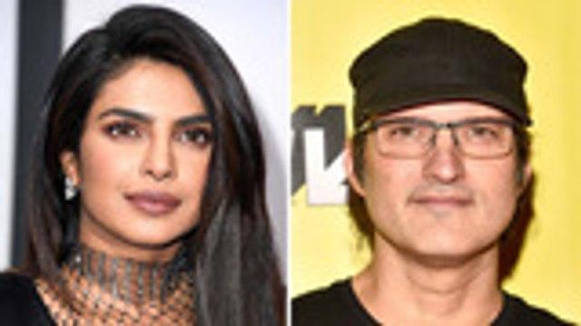 Priyanka Chopra to Star in Robert Rodriguez's Netflix Superhero Film 'We Can Be Heroes'   THR News
