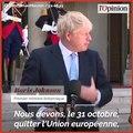 Brexit: Emmanuel Macron exclut tout changement des «équilibres profonds» de l'accord de retrait