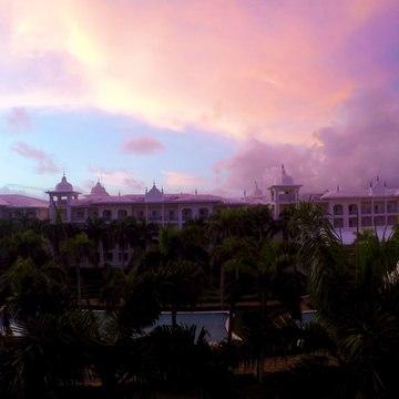 Beautiful Caribbean Sunrise