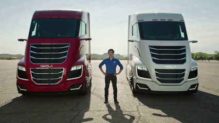 How to develop a hydrogen-powered semi truck