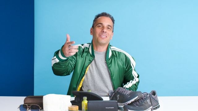 10 Things Sebastian Maniscalco Can't Live Without