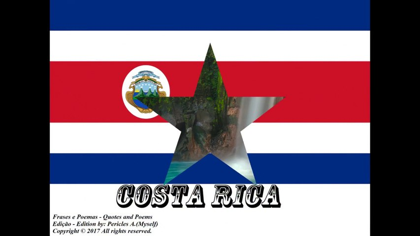 Flags and photos of the countries in the world: Costa Rica [Quotes and Poems]   Godialy.com