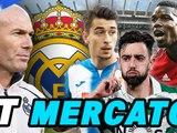 Journal du Mercato : le Real Madrid relance totalement son mercato