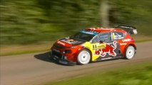 Ogier re dello shakedown in Germania