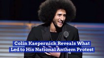 Where It All Started For Colin kaepernick