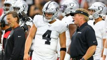 Oakland Raiders Preview: Can Jon Gruden and Derek Carr Bounce Back From Rough 2018 Season?
