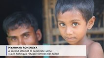 Rohingyas refuse to return to Myanmar