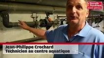 VIDEO. Pourquoi cette sensation de froid, parfois, à la piscine de Châtellerault ?