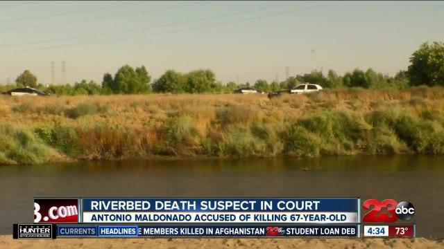 Suspect in Riverview Park death due in court
