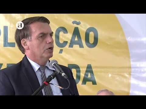Amazonas en llamas y Bolsonaro se deslinda; reportaje de El Heraldo TV